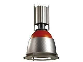 Oprawa do hal Re 70W pomarańczowa Lena Lighting