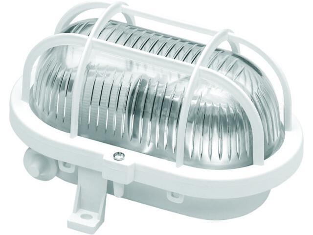 Plafon przemysłowy hermetyczny E27 60W plastikowa osłona OR-OP-308 Orno
