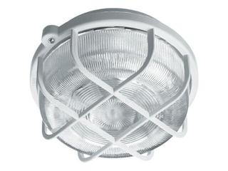 Plafon przemysłowy hermetyczny OKRĄGŁY 1x100W E27 biały Lena Lighting