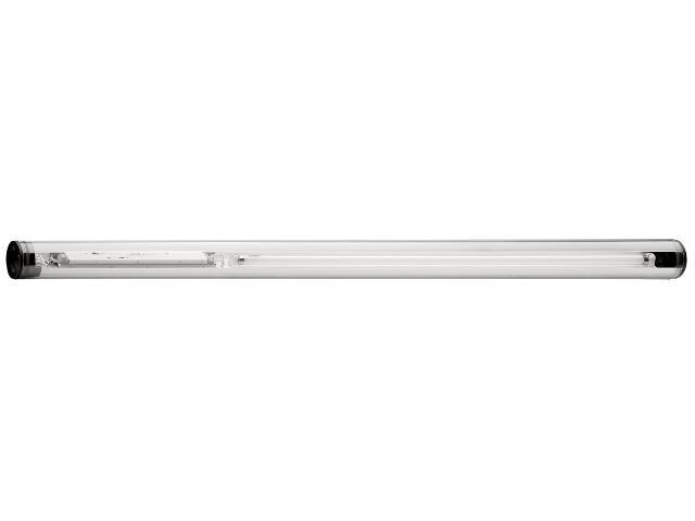 Oprawa świetlówkowa rurowa Type 102 1x18W 230V KVG bez przewodu lampa warsztatowa Lena Lighting