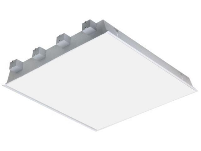 Oprawa rastrowa SENAR Practic Line 4x18W PLX KVG podtynkowa Lena Lighting