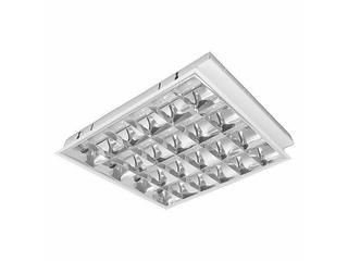 Oprawa rastrowa RASTRA LED 104PP P4x8W DB biała Elgo