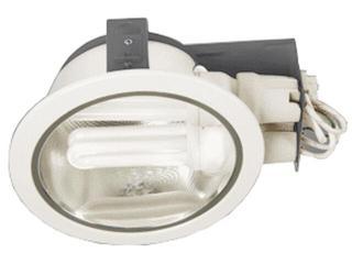 Oprawa downlight z odbłyśnikiem H-7000 biała Brilum
