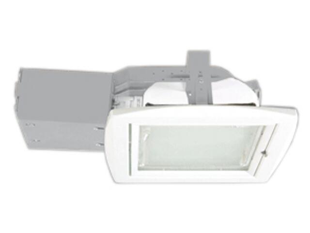 Oprawa downlight z odbłyśnikiem QUAD biała Brilum