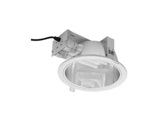 Oprawa downlight świetlówkowa NAZAR DLP-200 226-WH Kanlux