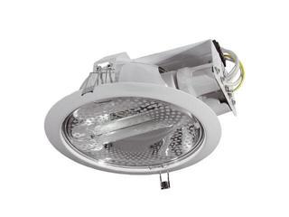 Oprawa downlight świetlówkowa RALF DL-220-W Kanlux