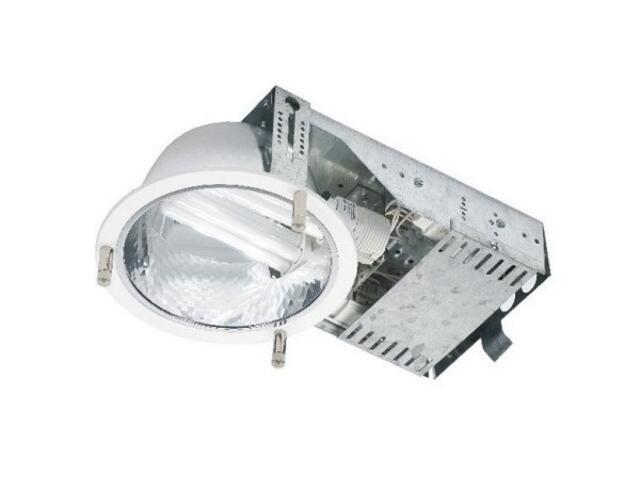 Oprawa downlight DL 190G 1x18W IP20 EVG Lena Lighting