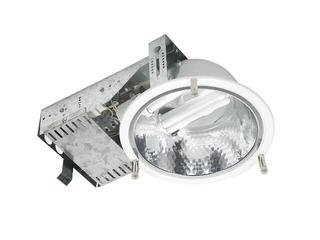 Oprawa downlight DL 230G 2x13W IP20 EVG Lena Lighting