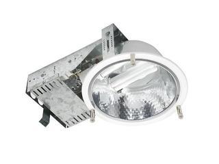 Oprawa downlight DL 230G 2x18W IP20 EVG Lena Lighting