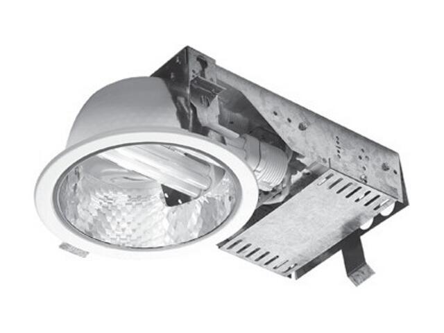 Oprawa downlight DL 190 1x18W IP20 EVG Lena Lighting