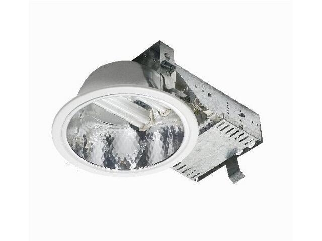Oprawa downlight DL 230 1x18W IP20 EVG Lena Lighting
