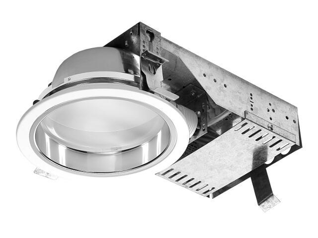 Oprawa downlight NAVO N 190 1x18W IP44 EVG Lena Lighting