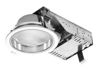 Oprawa downlight NAVO N 190 2x26W IP44 EVG Lena Lighting