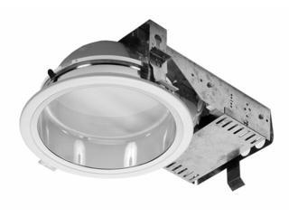 Oprawa downlight NAVO N 230 1x13W IP44 EVG Lena Lighting