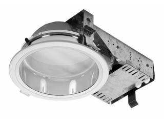 Oprawa downlight NAVO N 230 2x13W IP44 EVG Lena Lighting