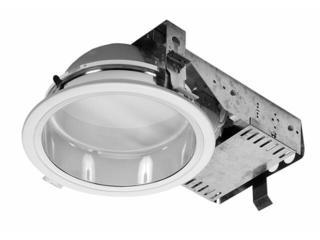 Oprawa downlight NAVO N 230 2x18W IP44 EVG Lena Lighting