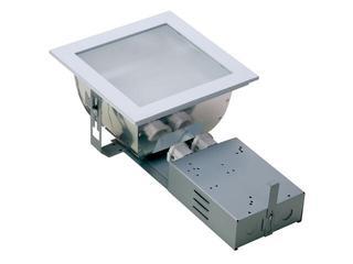 Oprawa downlight DLK 225 2x18W IP20 szara Lena Lighting