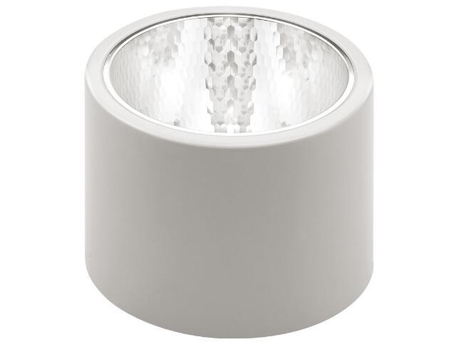 Oprawa downlight DLN 242 2x18W szara Lena Lighting