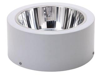Oprawa downlight DLN 245 2x18W szara Lena Lighting