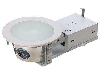 Oprawa downlight NAVO 200 2x18W IP44 EVG Lena Lighting