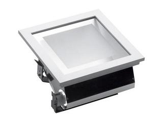 Oprawa downlight DLK 270 1x26W ASM IP20 KVG szara Lena Lighting