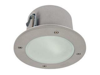 Oprawa downlight EPOS 10P 1x10W IP65 srebrna Elgo