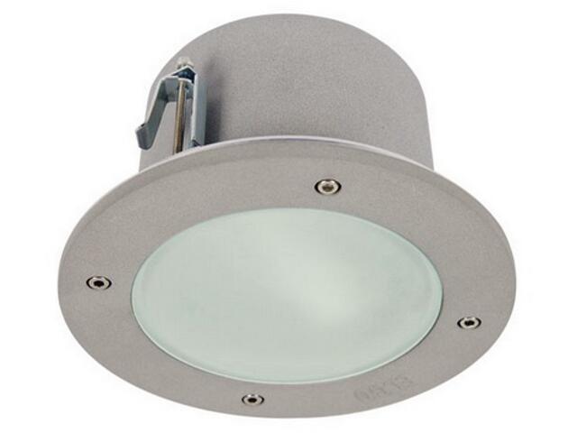 Oprawa downlight EPOS 22P 2x18W IP65 srebrna Elgo