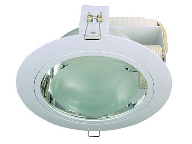 Oprawa downlight MATIS 6226E 2x26W biała Elgo