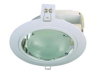 Oprawa downlight MATIS 6218E 2x18W biała Elgo