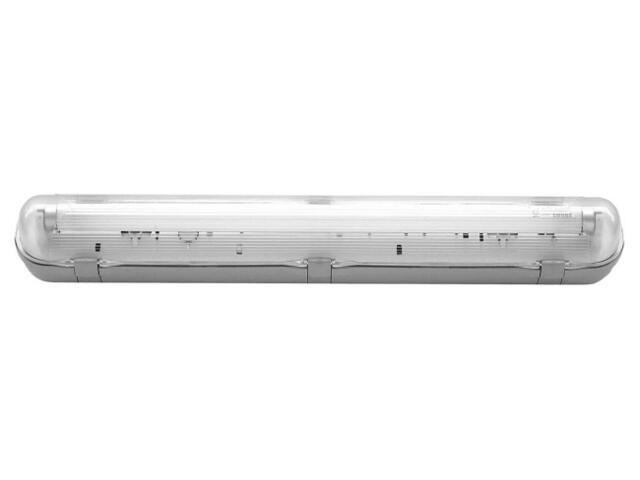 Oprawa świetlówkowa z kloszem hermetyczna ABS/PC HERM118B Apollo Lighting