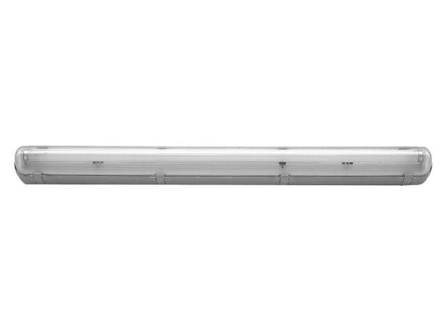 Oprawa świetlówkowa z kloszem hermetyczna ABS/PC HERM136B Apollo Lighting