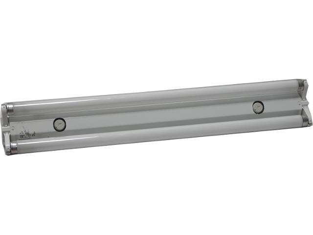 Belka świetlówkowa 2x18W IP65 OS110016 Skan