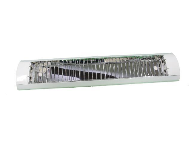 Oprawa świetlówkowa z kloszem SATELITE T8 1x18W IP22 OS120159 Skan
