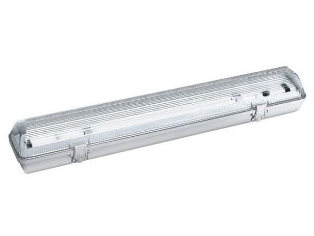 Oprawa świetlówkowa z kloszem hermetyczna HERMA 218 2x18W SMART4light