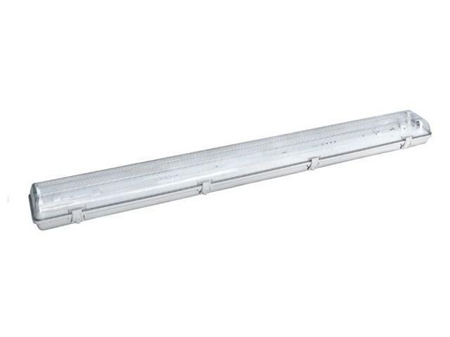Oprawa świetlówkowa z kloszem hermetyczna HERMA 236A 2x36W SMART4light