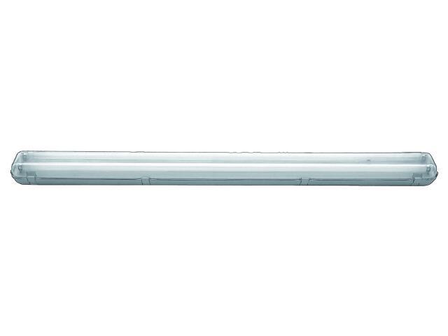 Oprawa świetlówkowa z kloszem hermetyczna ABS/PC HERM236BC z kompensacja mocy Apollo Lighting