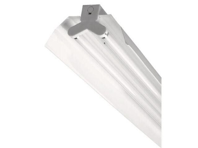 Belka świetlówkowa MIX reflector OSOPm-240 2x36W biała Elgo