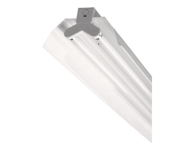 Belka świetlówkowa MIX reflector OSOPm-265 2x58W z kompensacją biała Elgo