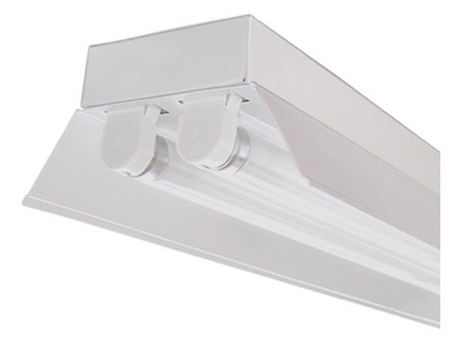Belka świetlówkowa RIGA OSFa-236 2x36W z kompensacją odbłyśnik biały Elgo