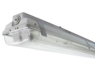 Belka świetlówkowa DUST 158TE 1x58W szara Elgo