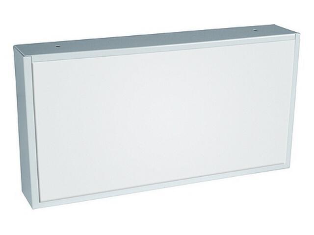 Oprawa TAURUS S 1x8W awaryjno-sieciowa 3h biała Elgo