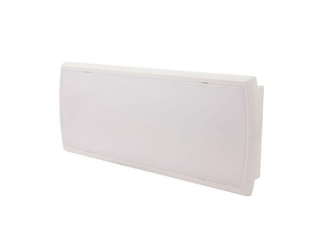 Oprawa awaryjna RUN LED DOUBLE-3H 4W biała Kanlux