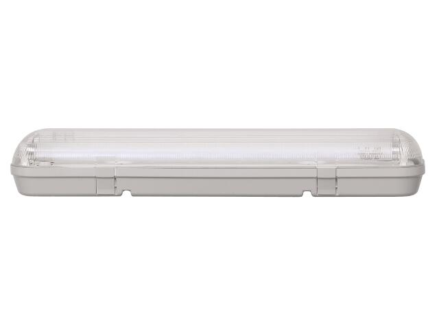 Oprawa awaryjna CODAR 2x36W 230V PC IP65 EVG 3h Lena Lighting