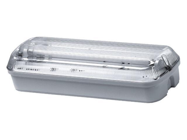 Oprawa TOREL 8W 230V KVG IP65 awaryjno-sieciowa z autotestem 3h Lena Lighting