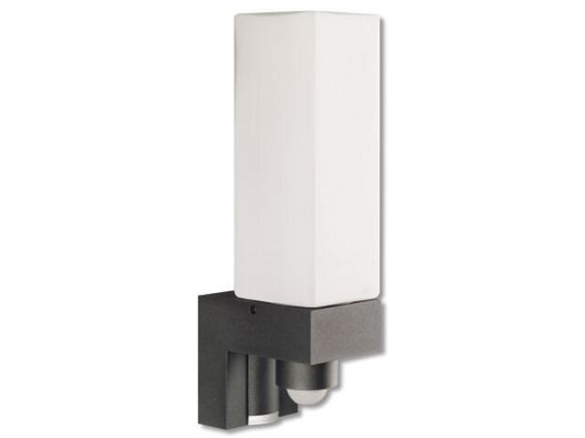 Lampa z czujnikiem ruchu L 266 Cube 2x40W G9 Steinel