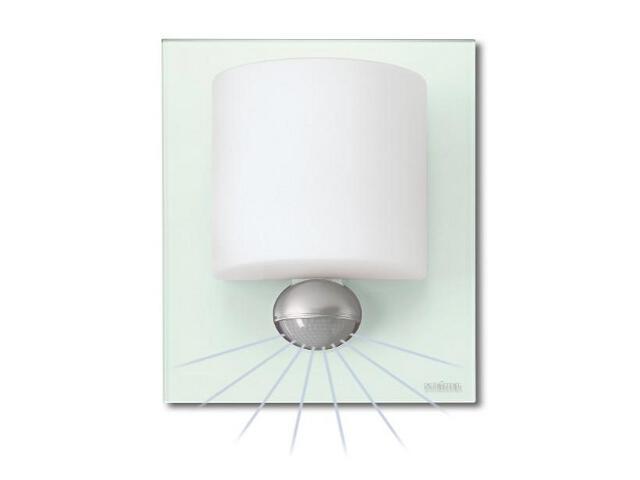 Lampa z czujnikiem ruchu L 890 Pure 100W E27 Steinel