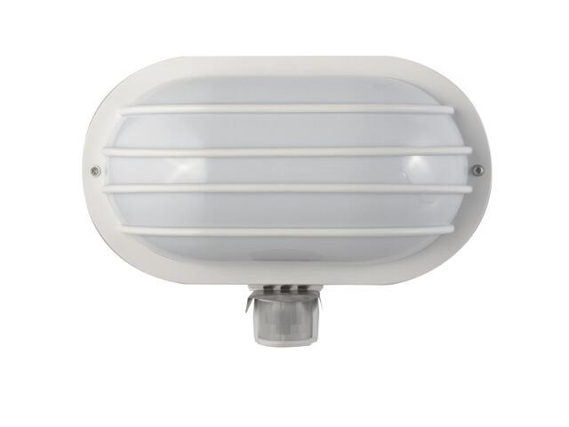Lampa z czujnikiem ruchu OR-OP-307/W 60W E27 Orno