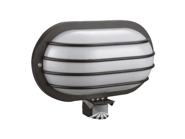 Lampa z czujnikiem ruchu OR-OP-307/B 60W E27 Orno