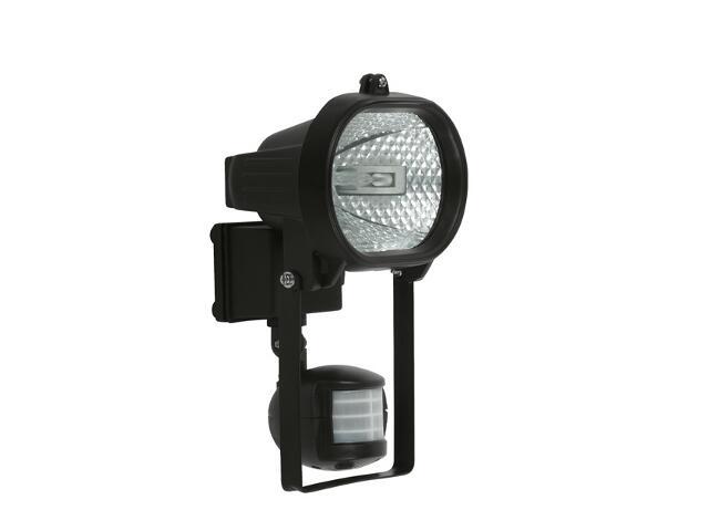 Lampa z czujnikiem ruchu halogenowa MEZO CE-81P-Y-B Kanlux