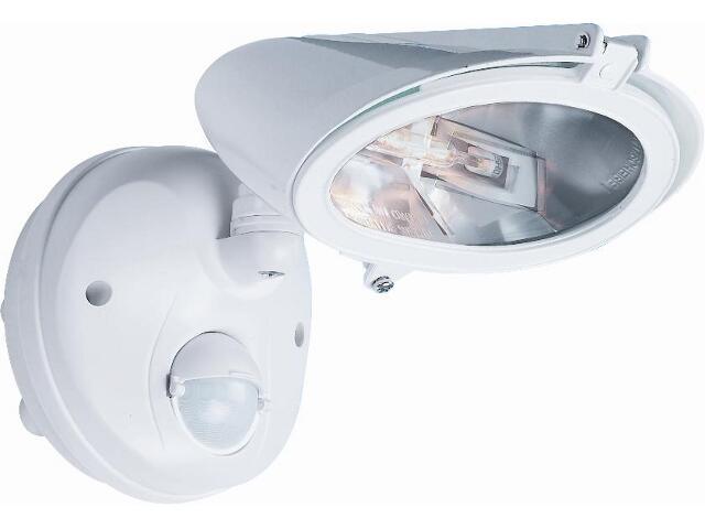 Lampa z czujnikiem ruchu PIR halogenowa ED-205W biała Eura-Tech